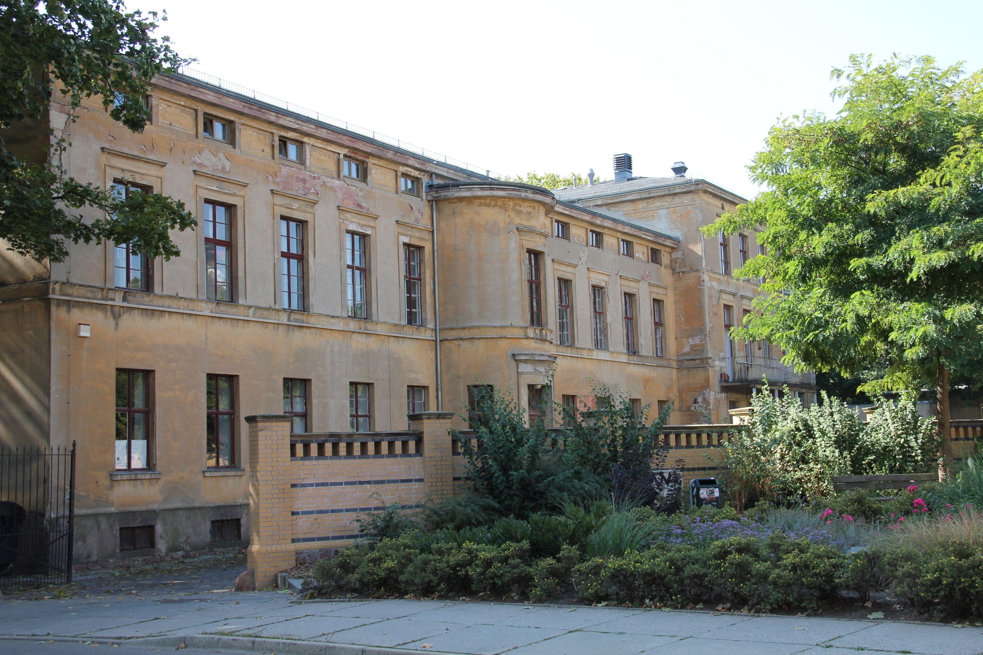 Botanischer Garten Touristinformation Halle Saale